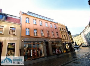 Mieszkanie Bydgoszcz - Stare Miasto 3-pokojowe