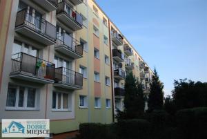 Mieszkanie Bydgoszcz - Kapuściska 2-pokojowe
