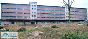 Budynek komercyjny Bydgoszcz - Kapuściska