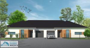 Dom Białe Błota - Zielonka 4-pokojowe