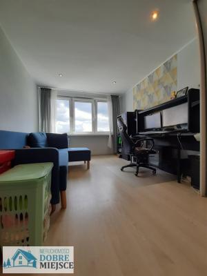 Mieszkanie Bydgoszcz - Osiedle Leśne 3-pokojowe